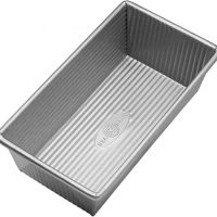 USA Pan Bakeware Aluminized Steel Loaf Pan