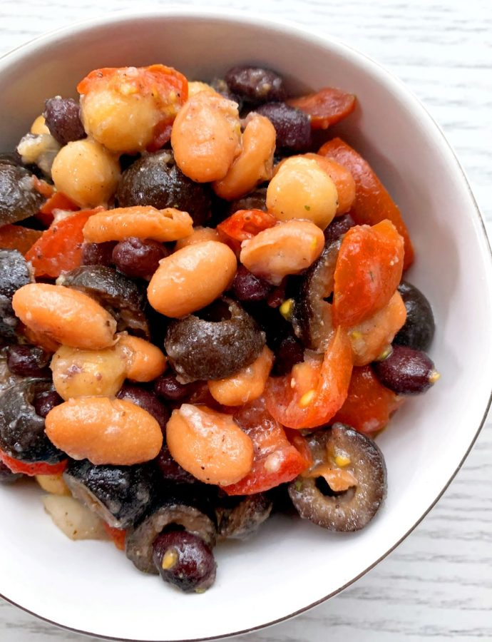 Three Bean Salsa