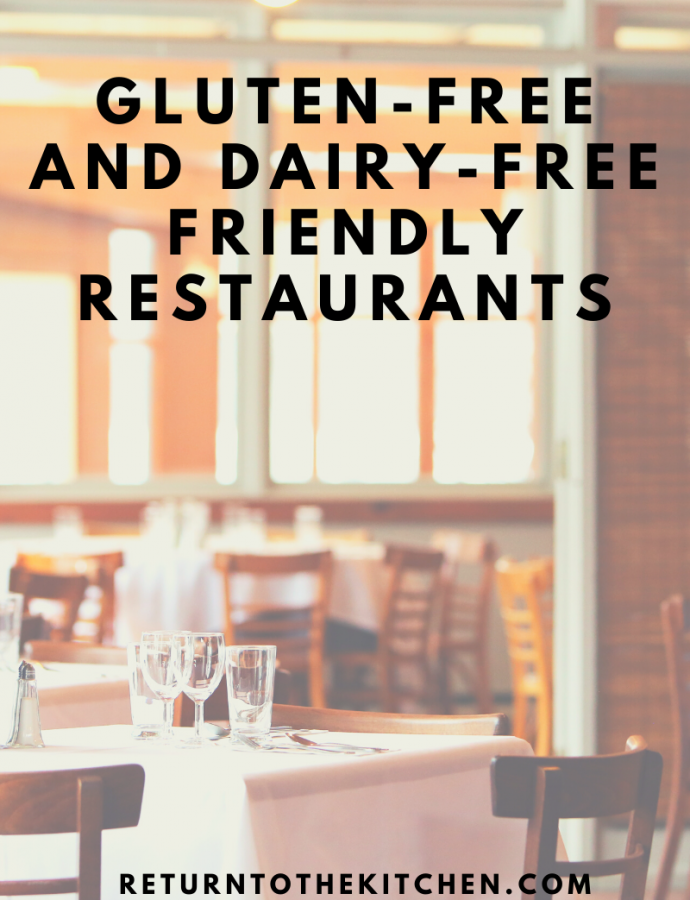 Gluten-Free & Dairy-Free Friendly Restaurants | Palm Beach County Florida