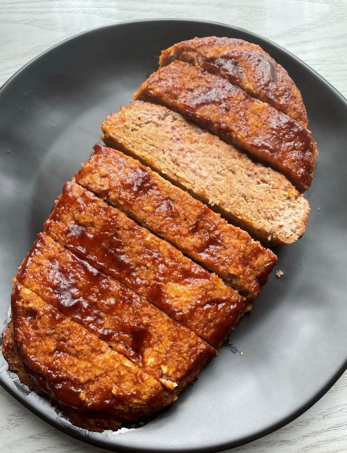 Quick and Easy Turkey Meatloaf