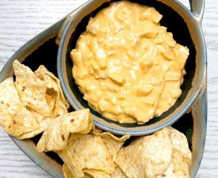 Crock Pot 3-Ingredient Buffalo Chicken Dip